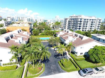 Bay Harbor Islands Condo Sold: 1149 99th St #1