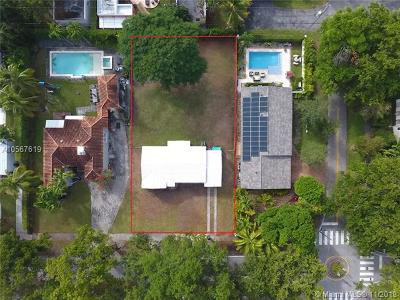 Coral Gables Single Family Home For Sale: 642 Madeira Ave.