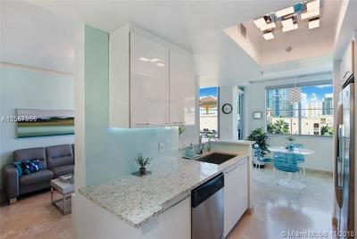 Miami Beach Condo For Sale: 110 Washington Ave #1619