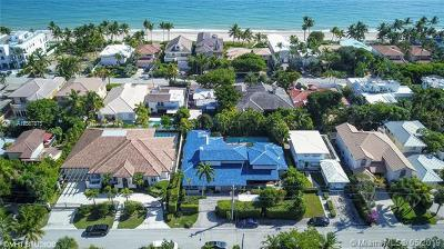 Fort Lauderdale Single Family Home For Sale: 3032 Center Ave