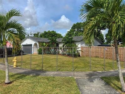 Homestead Single Family Home For Sale: 13203 SW 263rd St