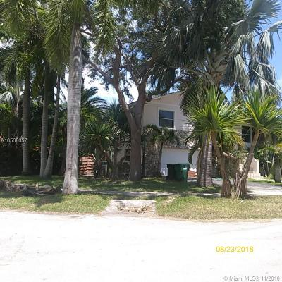 Cutler Bay Single Family Home For Sale: 8013 SW 199th Ter