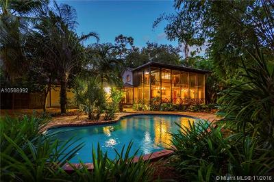 Miami Single Family Home For Sale: 2412 S Red Rd