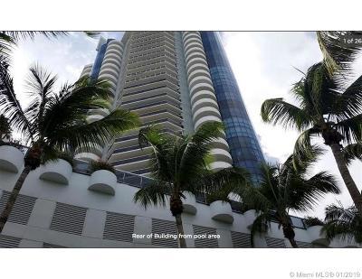 Miami Beach Condo For Sale: 6301 Collins Ave #1007