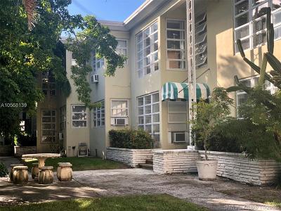 Bay Harbor Islands Rental For Rent: 9350 E Bay Harbor Dr #7