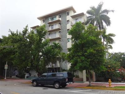 Miami Beach Condo For Sale: 1820 James Ave #6B