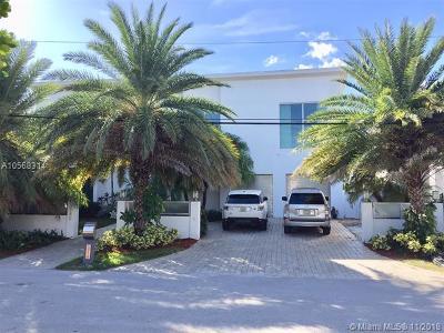 North Miami Beach Single Family Home For Sale: 3280 NE 165th St