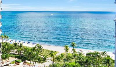 Bal Harbour Condo For Sale: 10155 Collins Ave #1206