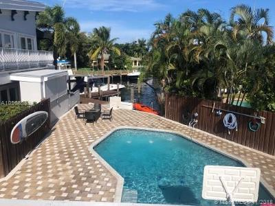 Pompano Beach Single Family Home For Sale: 1272 SE 24th Ave