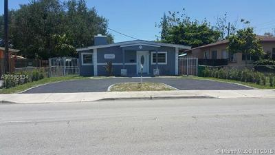 Single Family Home For Sale: 6386 SW 24th St