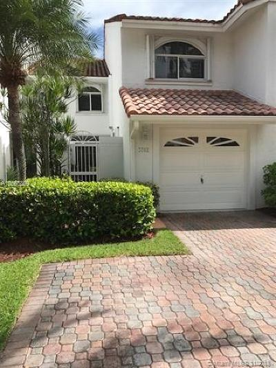 Aventura Single Family Home For Sale: 3782 NE 209 Terrace