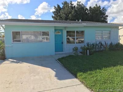 Delray Beach Single Family Home For Sale: 512 SW 6th Ave