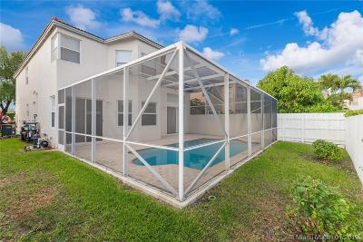 Pembroke Pines Single Family Home For Sale: 15373 NW 1st St