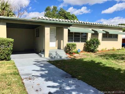 Fort Lauderdale Single Family Home For Sale: 356 E Dayton Cir