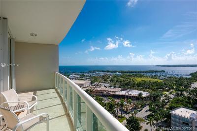 Miami FL Condo For Sale: $1,275,000