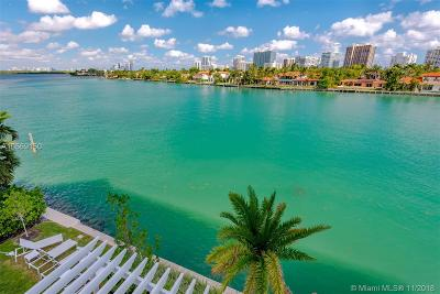 Miami Condo For Sale: 9821 E Bay Harbor Dr #404