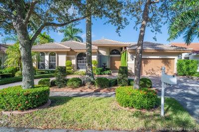 Pembroke Pines Single Family Home For Sale: 1536 NW 183rd Ter