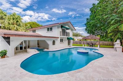 Single Family Home For Sale: 10120 SW 140th St