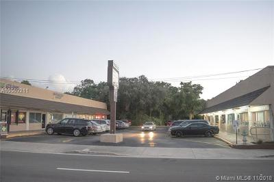 Hollywood Commercial For Sale: 5890 Stirling Rd