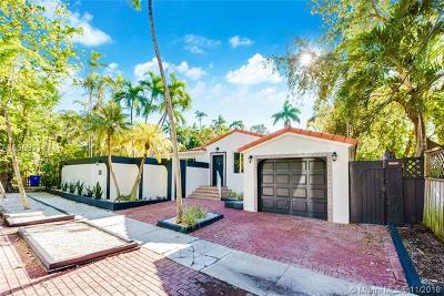 Miami FL Single Family Home For Sale: $1,089,000