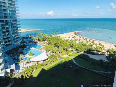 Harbour House, Harbour House Condo Rental For Rent: 10275 Collins Ave #1404