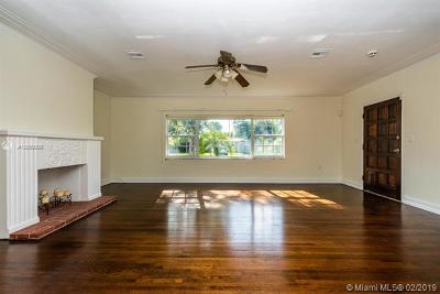 Miami Shores Single Family Home For Sale: 77 NE 106th St