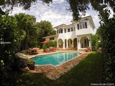 Miami Shores Single Family Home For Sale: 540 Grand Concourse