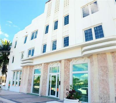 Miami Beach Condo For Sale: 3025 Indian Creek Dr #107