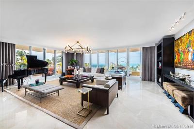 Coconut Grove, Coral Gables, Fisher Island, Key Biscayne, Miami Beach Condo For Sale: 799 Crandon Blvd #401