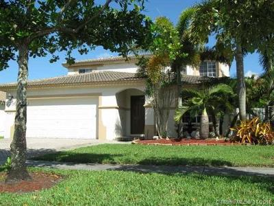 Miramar Single Family Home For Sale: 4683 SW 127th Ter