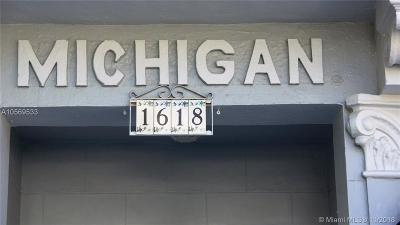 Condo For Sale: 1618 Michigan Ave #33