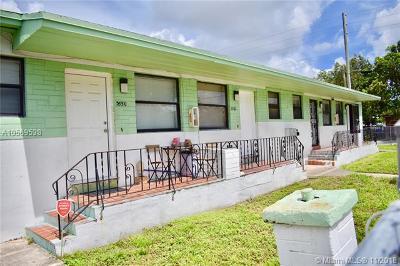 Miami Multi Family Home For Sale: 50 NE 56th St