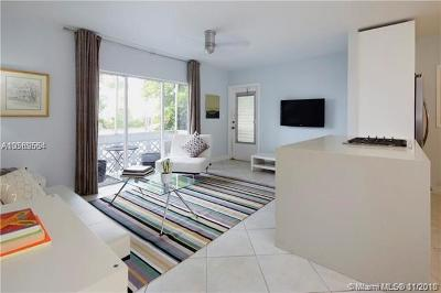 Miami Beach FL Condo For Sale: $225,000