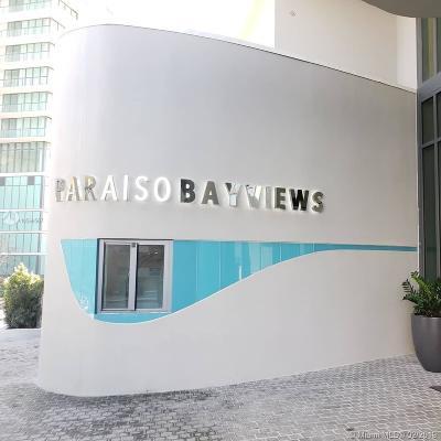 Paraiso Bay, Paraiso Bay Condo Condo For Sale: 501 NE 31 #1401