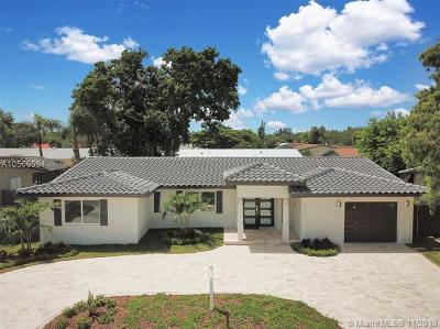 Palmetto Bay Single Family Home For Sale: 9320 SW 165th St