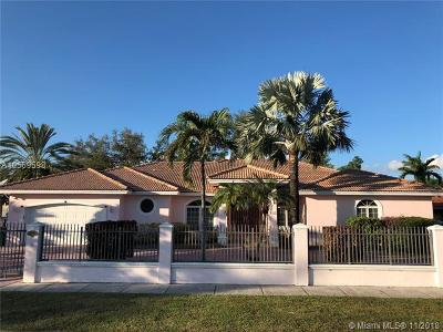 Miami Single Family Home For Sale: 9835 SW 34th St