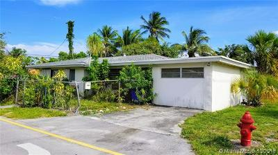 Fort Lauderdale Single Family Home For Sale: 1344 NW 9th Ave