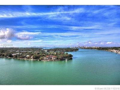 Miami Beach Condo For Sale: 6770 Indian Creek Dr #11E