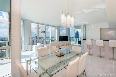 Miami Condo For Sale: 244 Biscayne Blvd #4808
