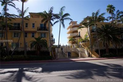 Surfside Condo For Sale: 8888 Collins #412