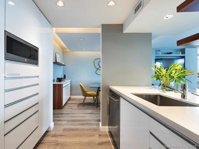 Miami Beach Condo For Sale: 1200 West Ave #615
