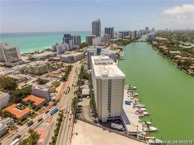 Miami Beach Condo For Sale: 6770 Indian Creek Dr #11R
