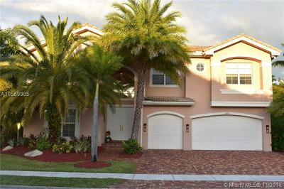 Miramar Single Family Home For Sale: 4105 SW 179 Way