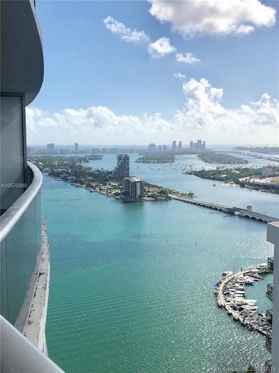 Miami Condo For Sale: 488 NE 18th Street #3706