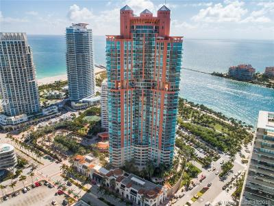 Portofino Tower, Portofino Tower Condo, Portofino Towers Condo For Sale: 300 S Pointe Dr #805