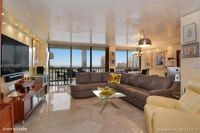Aventura Condo For Sale: 19707 Turnberry Way #11F