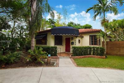 Biscayne Park Single Family Home For Sale: 685 NE 119th St