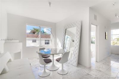 Miami Beach Condo For Sale: 922 Jefferson Ave #12