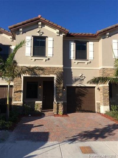 Homestead Condo For Sale: 11421 SW 252 Street