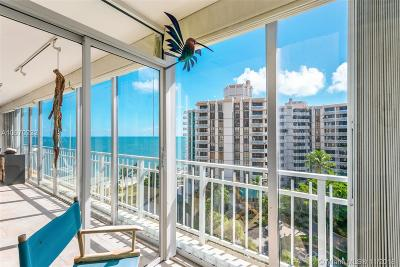 Key Biscayne Condo For Sale: 600 Grapetree Drive #10DS